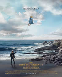 Peregrine's home for peculiar children